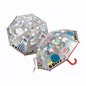 Floss & Rock Colour Changing Umbrella - Construction