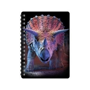 A6 3D Jotter - Triceratops