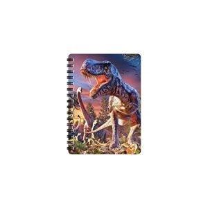 A6 3D Jotter - Dinosaur Mountain