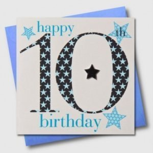 Happy 10th Birthday Blue Stars