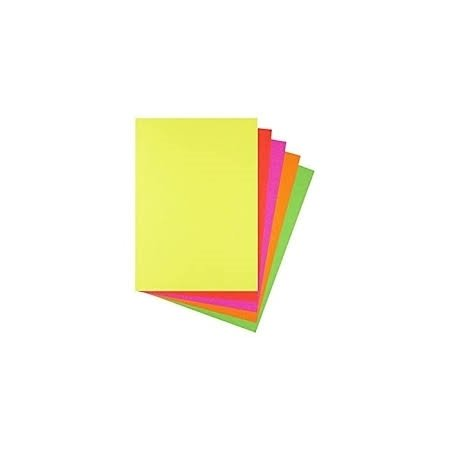 A4 Fluorescent Paper - 15 Sheets