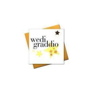 Wedi Graddio Yellow Card