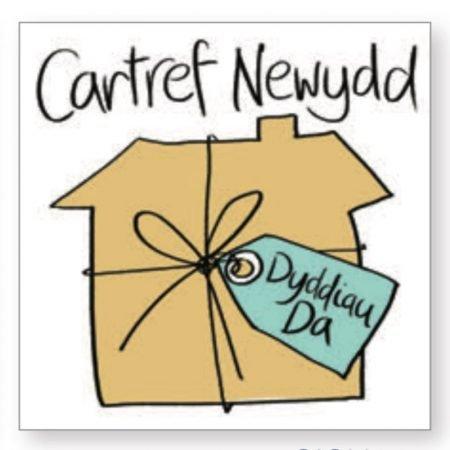 Cartref Newydd House Card