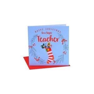Happy Christmas Teacher
