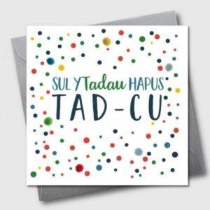 Sul Y Tadau Hapus Tadcu Card