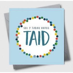 Sul Y Tadau Hapus Taid Card