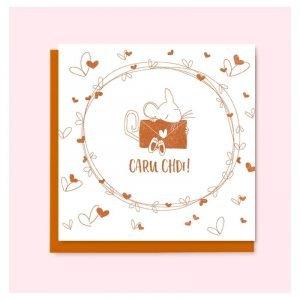 Caru Chdi Card