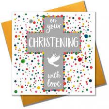 Christening & First Communion