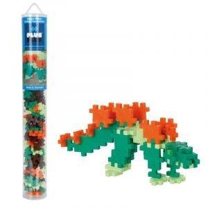 Plus Plus Stegosaurus x 100 pcs