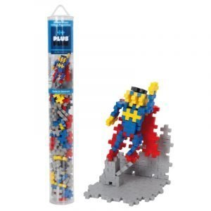 Plus Plus Superhero x 100 pcs