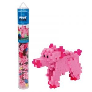 Plus Plus Pig x 100 pcs