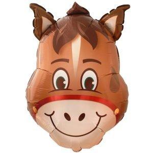 32 inch Hilarious Horse Supershape Balloon