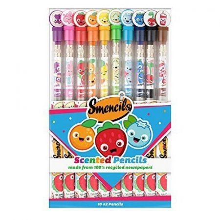 Smencils Scented Coloured Pencils x 10