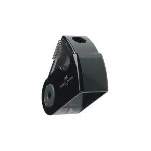 Faber Castell Single Sharpener Box - Black