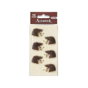 Artoz Stickers - Hedgehog