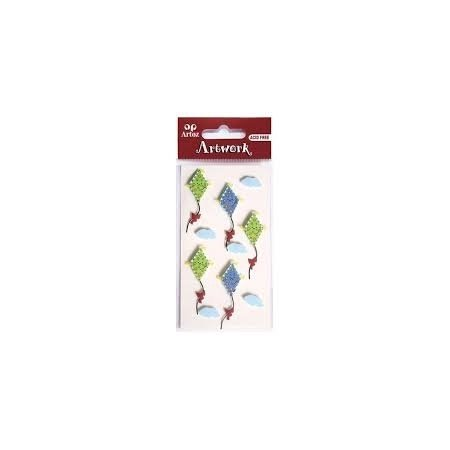 Artoz Stickers - Kites