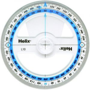Helix 360 Degree Angle Measurer