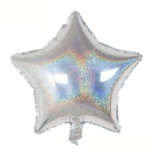 Star helium balloon