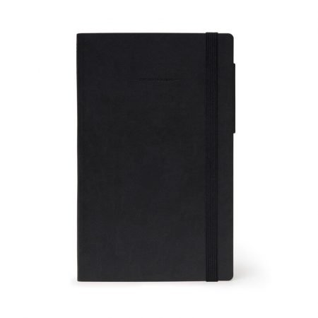 Legami My Notebook Dotted Notebook - Black