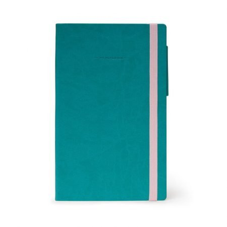 Legami My Notebook Dotted Notebook - Turquoise