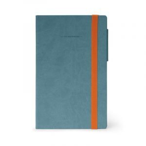 Legami My Notebook Dotted Notebook - Blue-Grey
