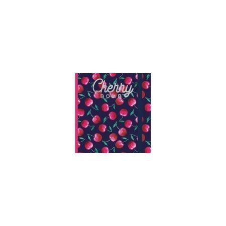 Legami A5 Perfect Bound Lined Notebook - Cherry Bomb