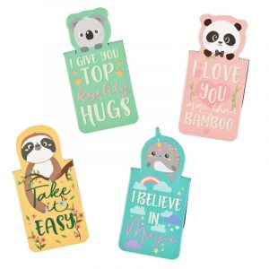 Legami Magnetic Bookmarks - Animals