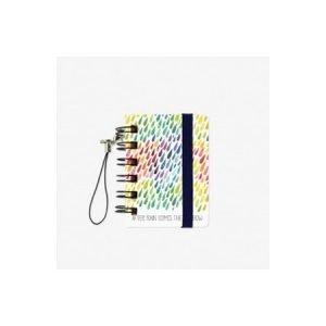 Legami Micro Wirebound Notebook - After The Rain