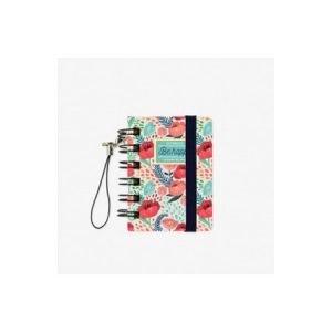 Legami Micro Wirebound Notebook - Be Happy
