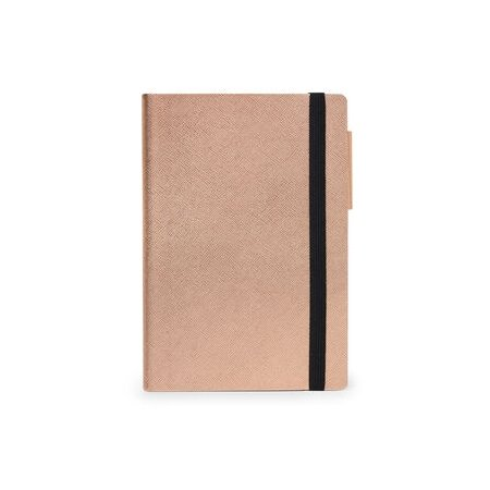 Legami Week To View Diary With Notes 2021 - Rose Gold