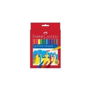 Faber Castell Felt Tip Pens x 12