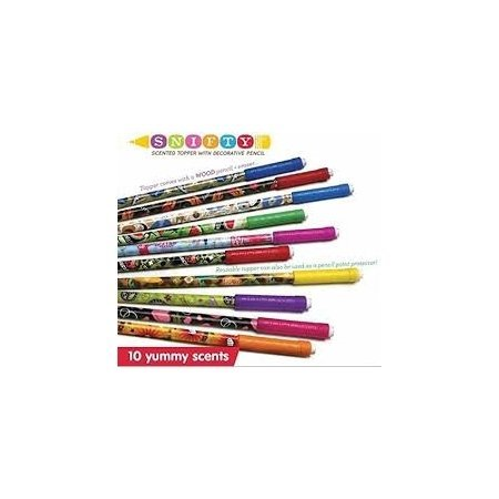 Sniffty Scented Graphite Pencil
