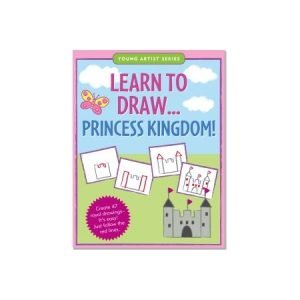 Learn To Draw - Princess Kingdom