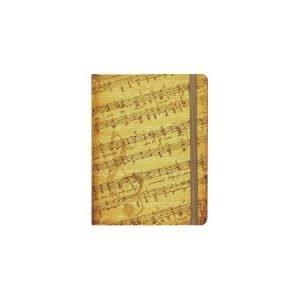 Peter Pauper A5 Journal - Music