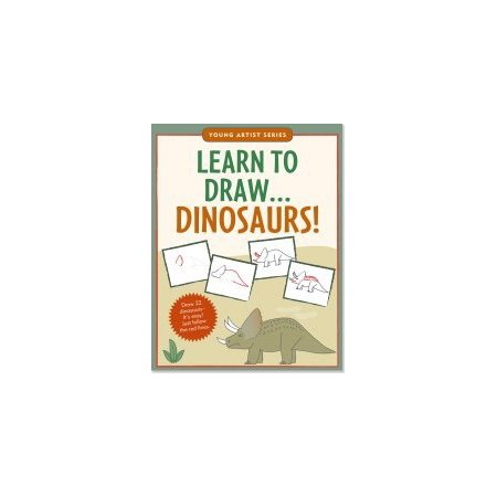 Learn To Draw - Dinosaurs