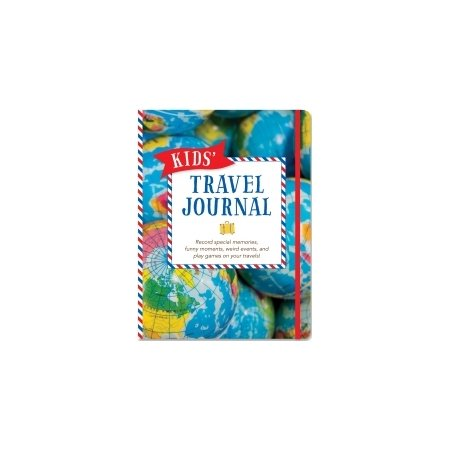 Peter Pauper A5 Kids Travel Journal