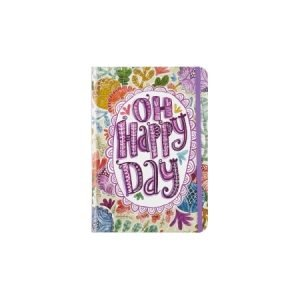 Peter Pauper Small Journal - Oh Happy Day