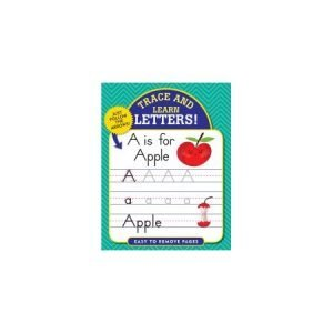 Trace And Learn Letters