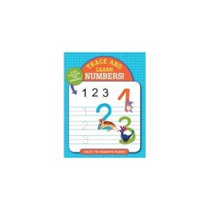 Trace and Learn Numbers