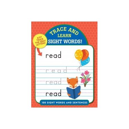 Trace And Learn Sight Words