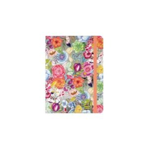 Peter Pauper A5 Journal - Bright Blossoms