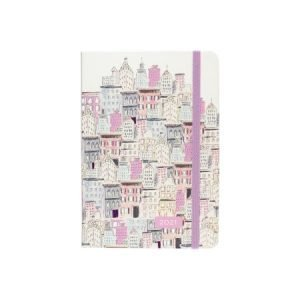 Peter Pauper Week To View 16 Month 2021 Diary - Twilight City
