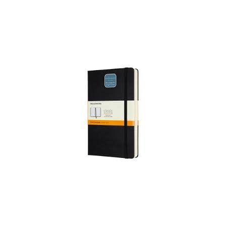 Moleskine Classic Soft Cover Notebook Large (13x21cm) - Lined