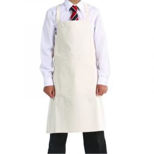 Cookery Apron (Cream)