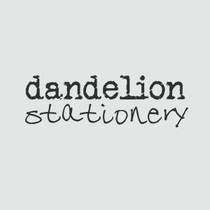 Dandelion Stationery