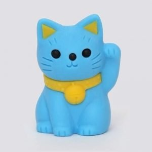 Iwako Eraser - Blue Cat