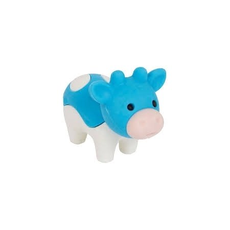 Iwako Eraser - Blue Cow