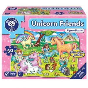 Orchard Toys Unicorn Friends Jigsaw Puzzle - 50 Pieces