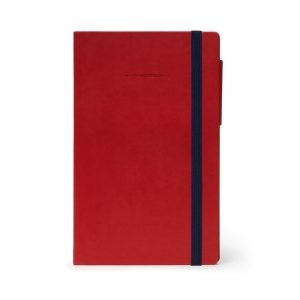 Legami My Notebook Dotted Notebook - Red