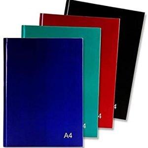 Hardbacked Notebooks